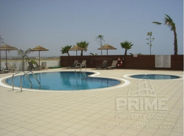 Cyprus property, Apartment for sale ID:4191