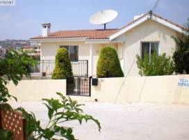 Cyprus property, Bungalow for sale ID:4211