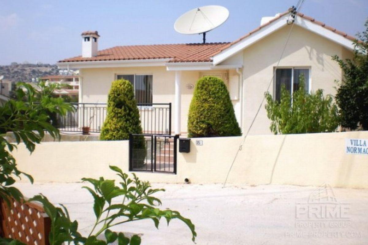 Предложение № 4211 - Paphos, Bungalow 128 м2