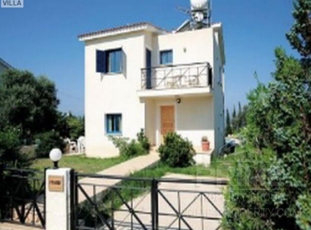 Cyprus property, Villa for sale ID:4214