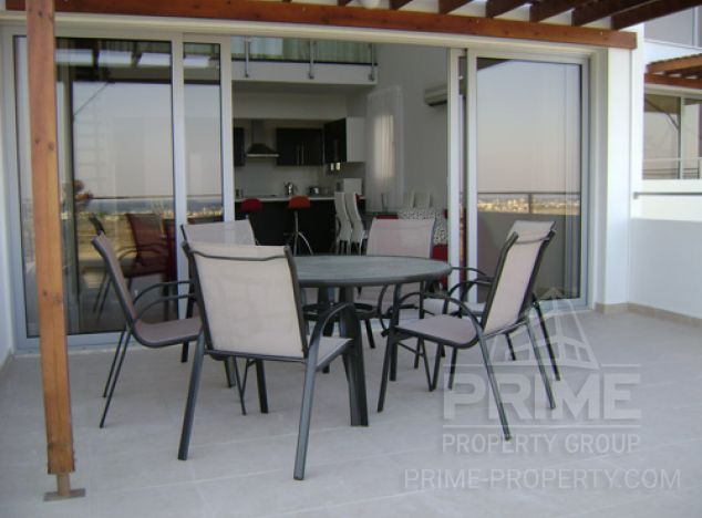 Cyprus property, Penthouse for rent ID:4306