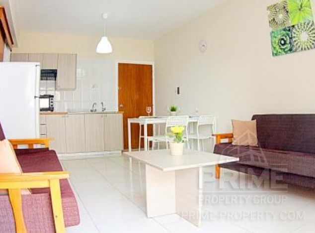 Cyprus property, Apartment for holiday rent ID:4338