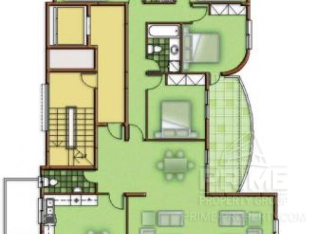Cyprus property, Apartment for sale ID:4368