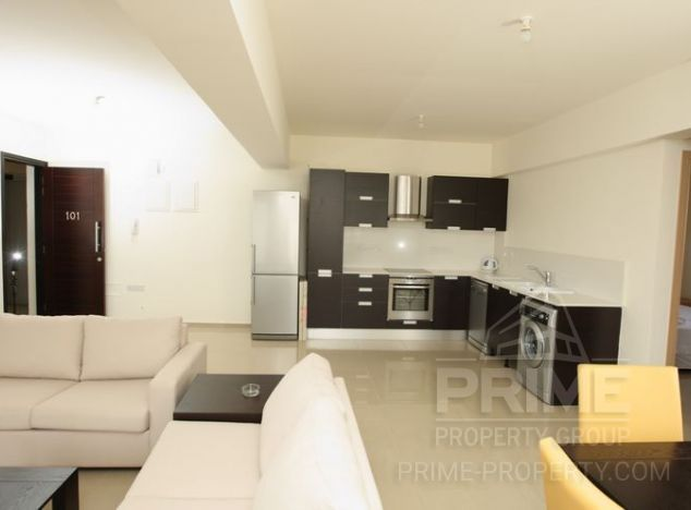 Cyprus property, Apartment for holiday rent ID:4375