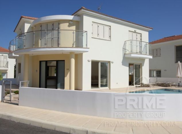 Cyprus property, Villa for holiday rent ID:4376