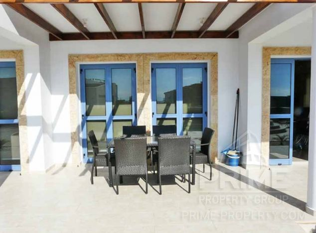 Cyprus property, Villa for holiday rent ID:4383