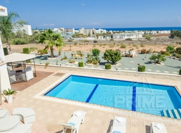 Cyprus property, Villa for holiday rent ID:4391