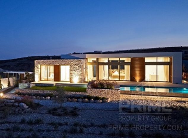 Cyprus property, Villa for sale ID:4493