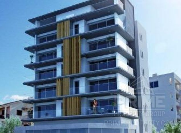 Cyprus property, Apartment for sale ID:4499