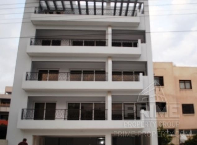 Cyprus property, Penthouse for sale ID:4539
