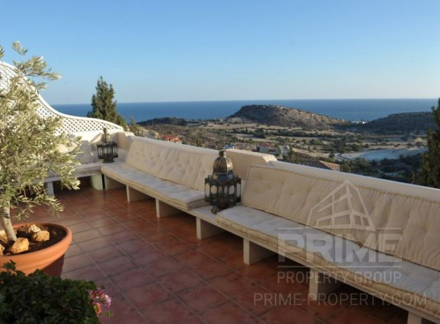 Cyprus property, Villa for sale ID:4543