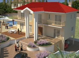 Property in Cyprus, Villa for sale ID:456