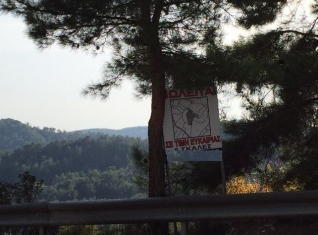 Buy Land 4574 in Troodos