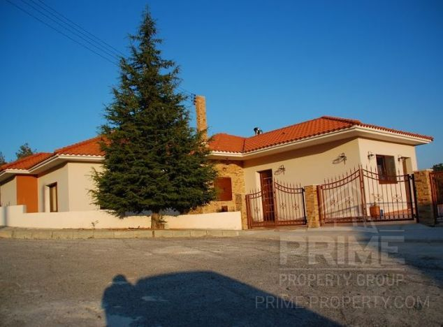 Cyprus property, Villa for rent ID:4575