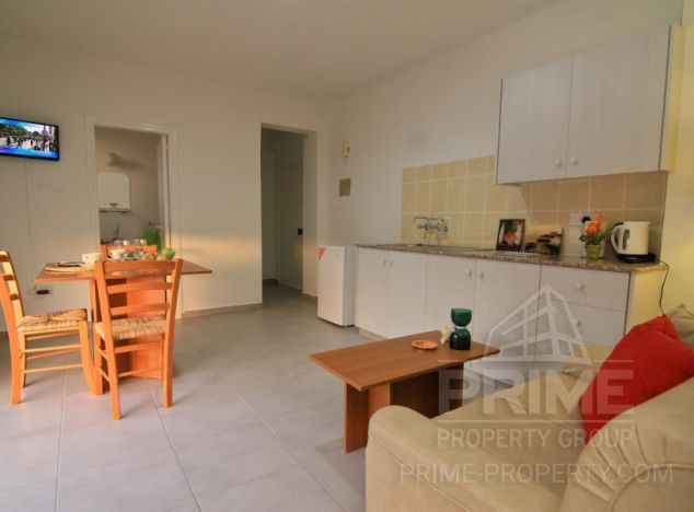 Cyprus property, Apartment for holiday rent ID:4585