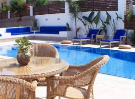 Cyprus property, Villa for holiday rent ID:4618