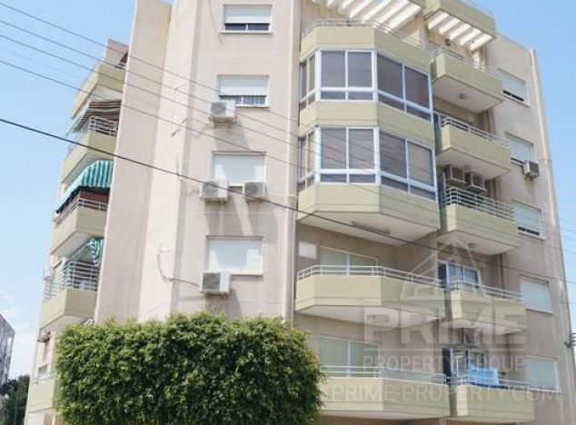 Cyprus property, Apartment for sale ID:4650