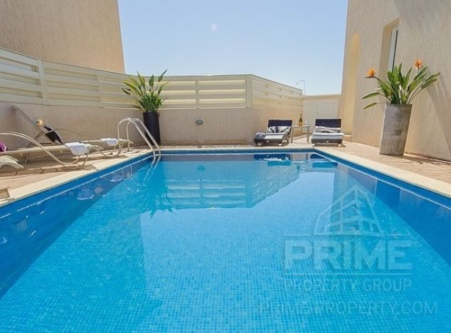 Cyprus property, Villa for holiday rent ID:4659