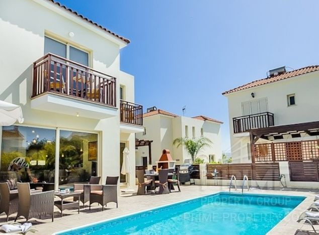 Cyprus property, Villa for holiday rent ID:4662