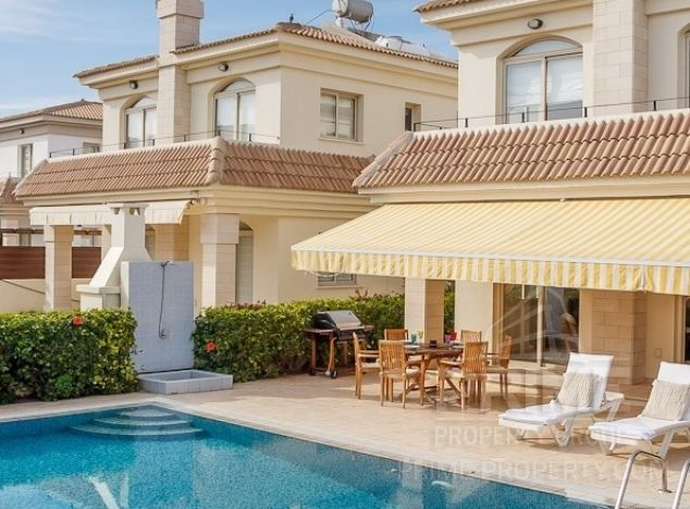 Cyprus property, Villa for holiday rent ID:4666