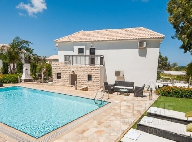 Cyprus property, Villa for holiday rent ID:4674