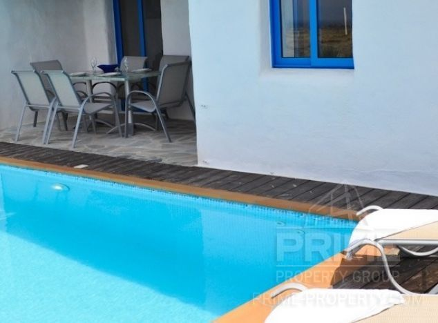 Cyprus property, Villa for holiday rent ID:4675