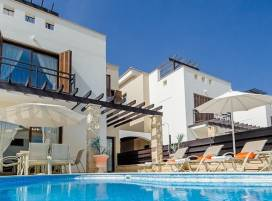 Cyprus property, Villa for holiday rent ID:4685