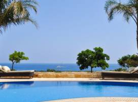 Cyprus property, Villa for holiday rent ID:4694