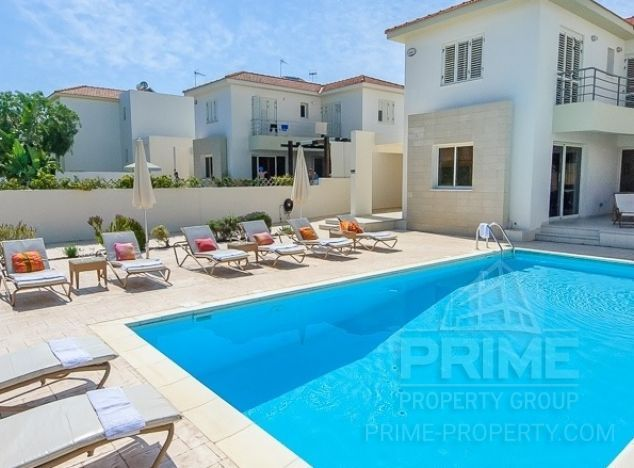 Cyprus property, Villa for holiday rent ID:4709