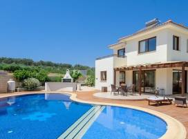 Cyprus property, Villa for holiday rent ID:4712