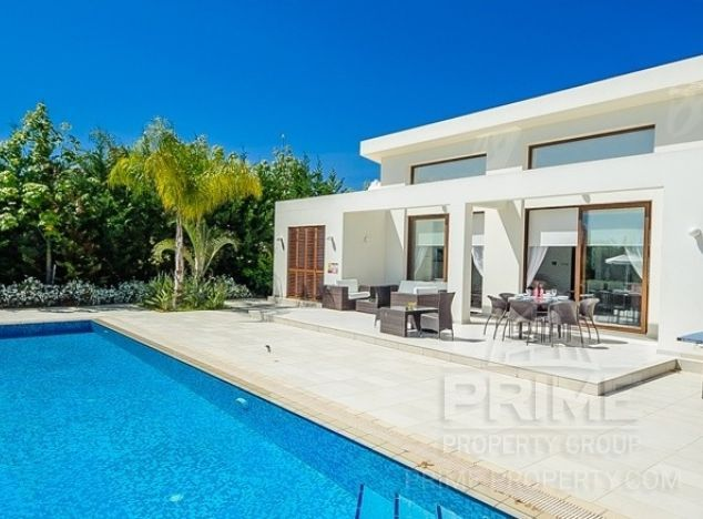 Cyprus property, Villa for holiday rent ID:4717