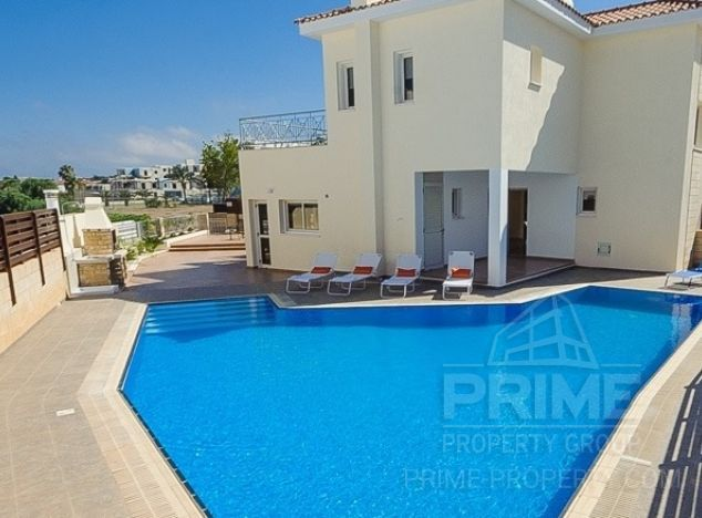 Cyprus property, Villa for holiday rent ID:4728