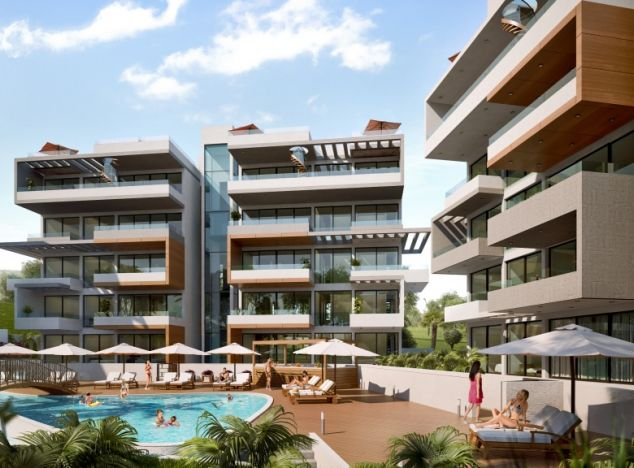 Cyprus property, Garden Apartment for sale ID:4735
