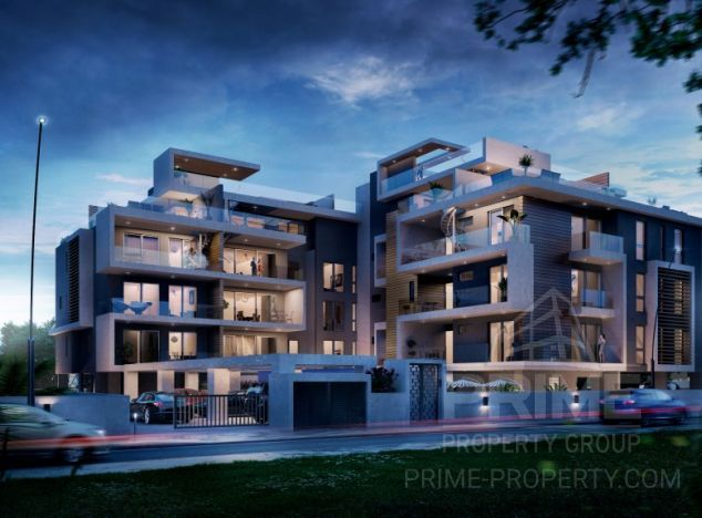 Cyprus property, Apartment for sale ID:4736