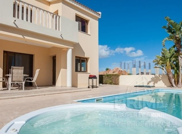 Cyprus property, Villa for holiday rent ID:4741