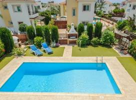 Cyprus property, Villa for holiday rent ID:4742
