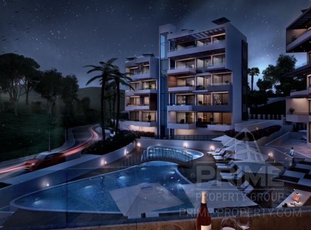 Cyprus property, Apartment for sale ID:4744