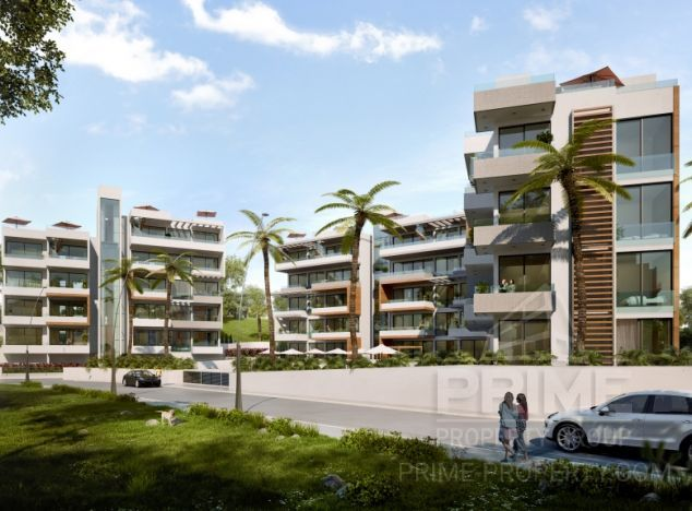 Cyprus property, Apartment for sale ID:4746