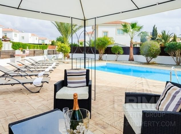Cyprus property, Villa for holiday rent ID:4753
