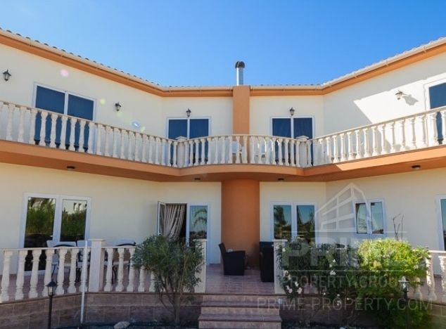 Cyprus property, Villa for holiday rent ID:4764