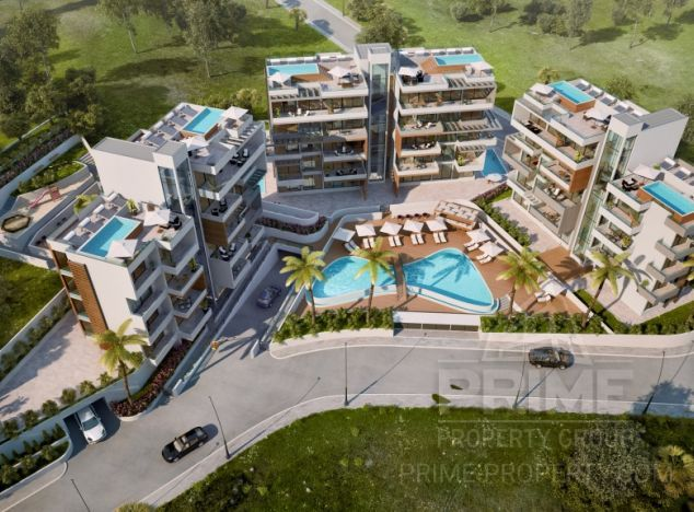 Cyprus property, Apartment for sale ID:4773