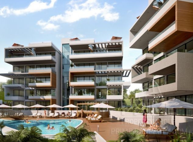 Cyprus property, Apartment for sale ID:4774