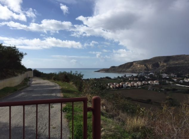 Land 4782 on sell in Pissouri