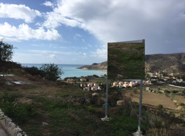 Land 4784 on sell in Pissouri