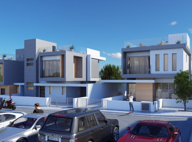 <br>Cyprus property, Villa for sale ID:4795