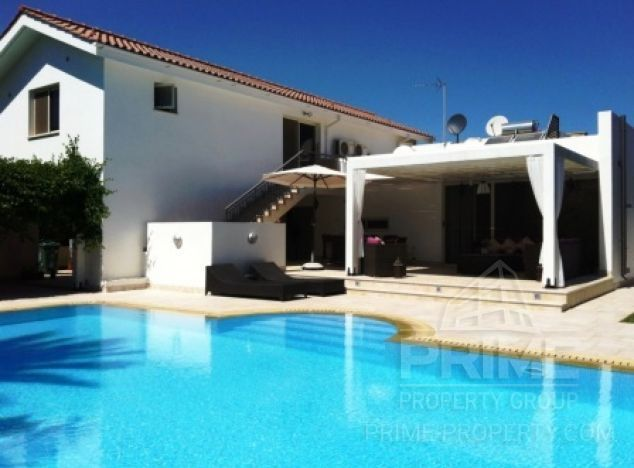 Cyprus property, Villa for sale ID:4820