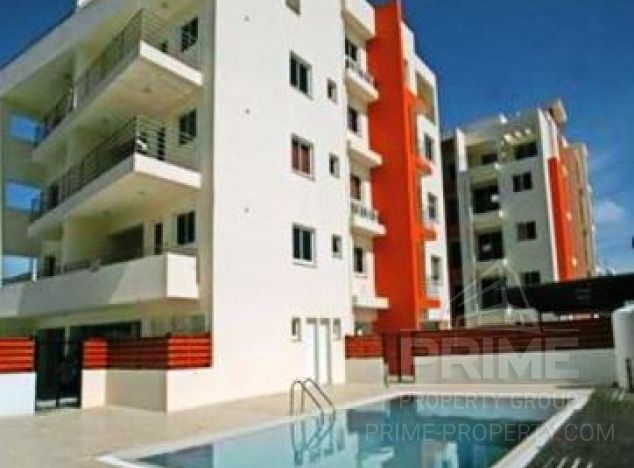 Cyprus property, Penthouse for sale ID:4827