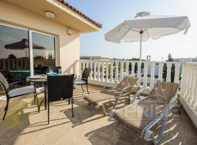 Cyprus property, Apartment for holiday rent ID:4841