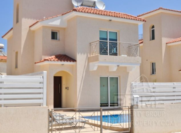 Cyprus property, Villa for holiday rent ID:4842