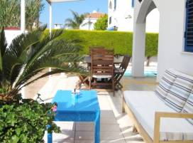 Cyprus property, Villa for holiday rent ID:4857